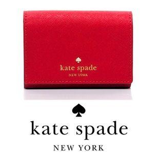 JUST IN - Kate Spade Mikas Pond Christine Wallet